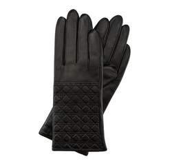 Rękawiczki damskie, czarny, 39-6-520-1-M, Zdjęcie 1