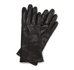 Rękawiczki damskie, czarny, 39-6-225-1-S, Zdjęcie 1