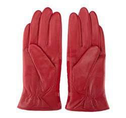 Rękawiczki damskie, czerwony, 39-6-521-2T-XL, Zdjęcie 1