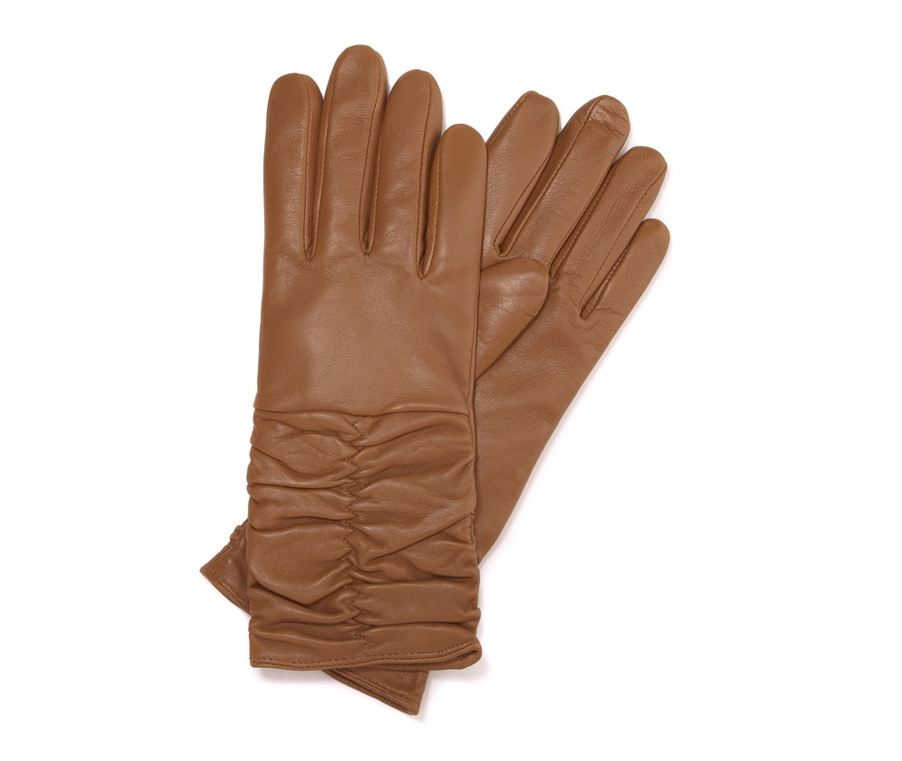 Перчатки женские кожаныеПерчатки женские кожаные<br><br>секс: женщина<br>Цвет: коричневый<br>Размер INT: XL<br>материал:: Натуральная кожа<br>подкладка:: we?na jagni?ca