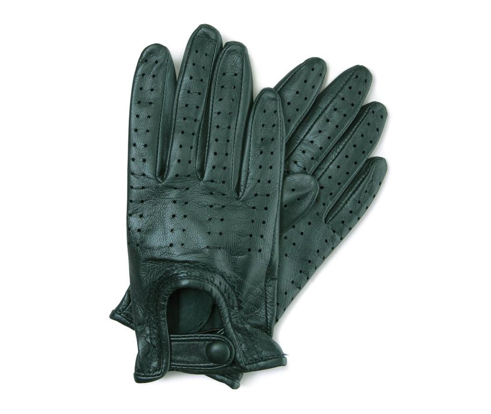 Перчатки женские автомобильные кожаные Wittchen 46-6-292-BM, зеленыйПерчатки женские автомобильные кожаные<br><br>секс: женщина<br>Цвет: зеленый<br>Размер INT: L