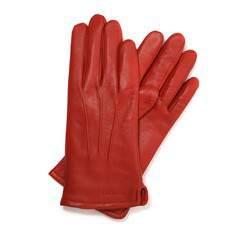 Перчатки женские кожаные Wittchen 39-6-202-2T, красный 39-6-202-2T