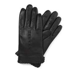 Rękawiczki damskie, czarny, 39-6-616-1-X, Zdjęcie 1