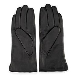 Rękawiczki damskie, czarny, 39-6L-264-1-M, Zdjęcie 1