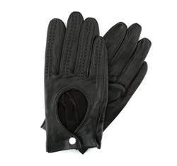 Rękawiczki damskie, czarny, 46-6L-290-1-M, Zdjęcie 1