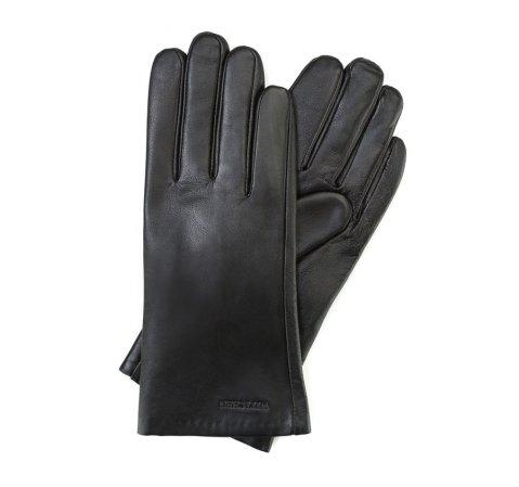 Rękawiczki damskie, czarny, 39-6L-201-1-M, Zdjęcie 1