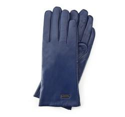 Rękawiczki damskie, chabrowy, 39-6-500-GN-S, Zdjęcie 1