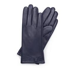Перчатки женские Wittchen 39-6L-224-GC, синий 39-6L-224-GC