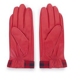 Gloves, red-navy blue, 39-6-642-3-S, Photo 1