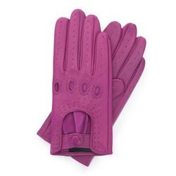 Rękawiczki damskie, różowy, 46-6-275-P-L, Zdjęcie 1