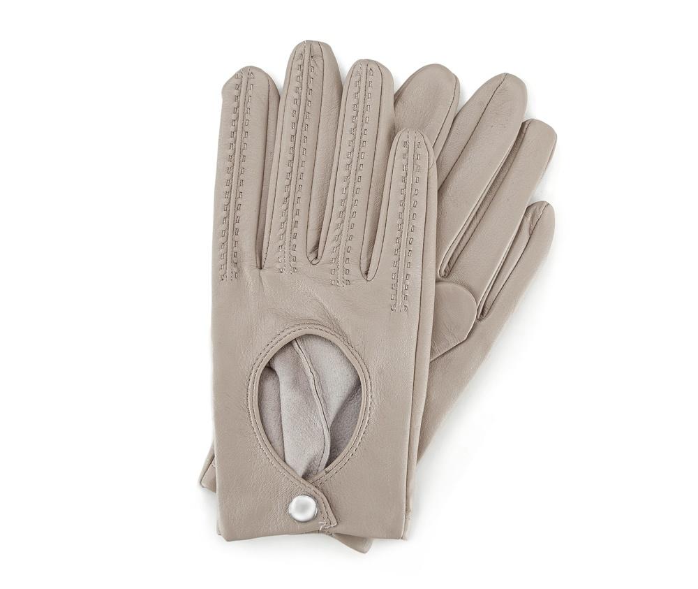 Перчатки женские Wittchen 46-6L-290-6A, слоновая кость