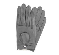 Rękawiczki damskie, szary, 46-6L-290-S-L, Zdjęcie 1