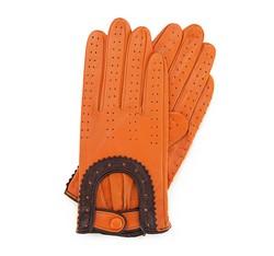 Rękawiczki damskie, pomarańczowy, 46-6L-292-6-L, Zdjęcie 1