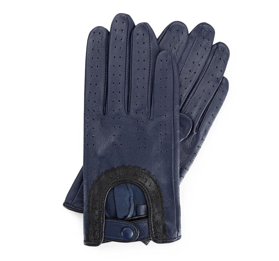 Перчатки женские Wittchen 46-6L-292-GN, синийПерчатки женские Wittchen 46-6L-292-GN, синий<br><br>секс: женщина<br>Цвет: синий<br>Размер INT: S<br>материал:: Натуральная кожа
