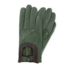 Перчатки женские Wittchen 46-6L-292-Z, зеленый 46-6L-292-Z