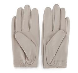 Rękawiczki damskie, ecru, 46-6L-290-6A-V, Zdjęcie 1