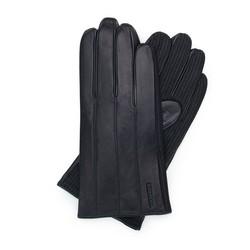Rękawiczki męskie, czarny, 39-6-210-1-X, Zdjęcie 1