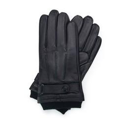 Rękawiczki męskie, czarny, 39-6-710-1-S, Zdjęcie 1