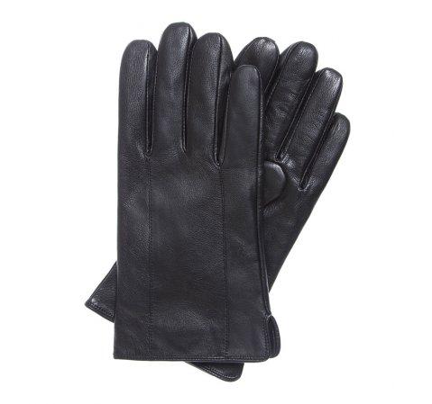 Rękawiczki męskie, czarny, 39-6-711-1-V, Zdjęcie 1