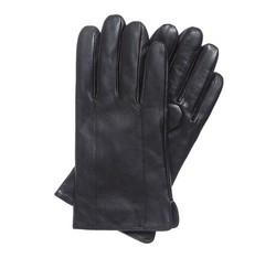 Rękawiczki męskie, czarny, 39-6-711-1-X, Zdjęcie 1