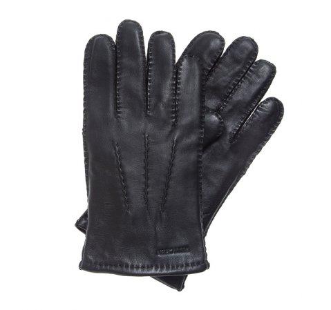 Rękawiczki męskie, czarny, 39-6-712-1-V, Zdjęcie 1