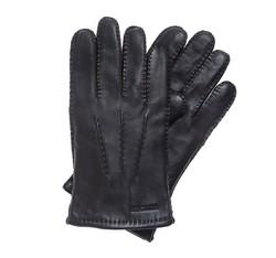 Rękawiczki męskie, czarny, 39-6-712-1-X, Zdjęcie 1