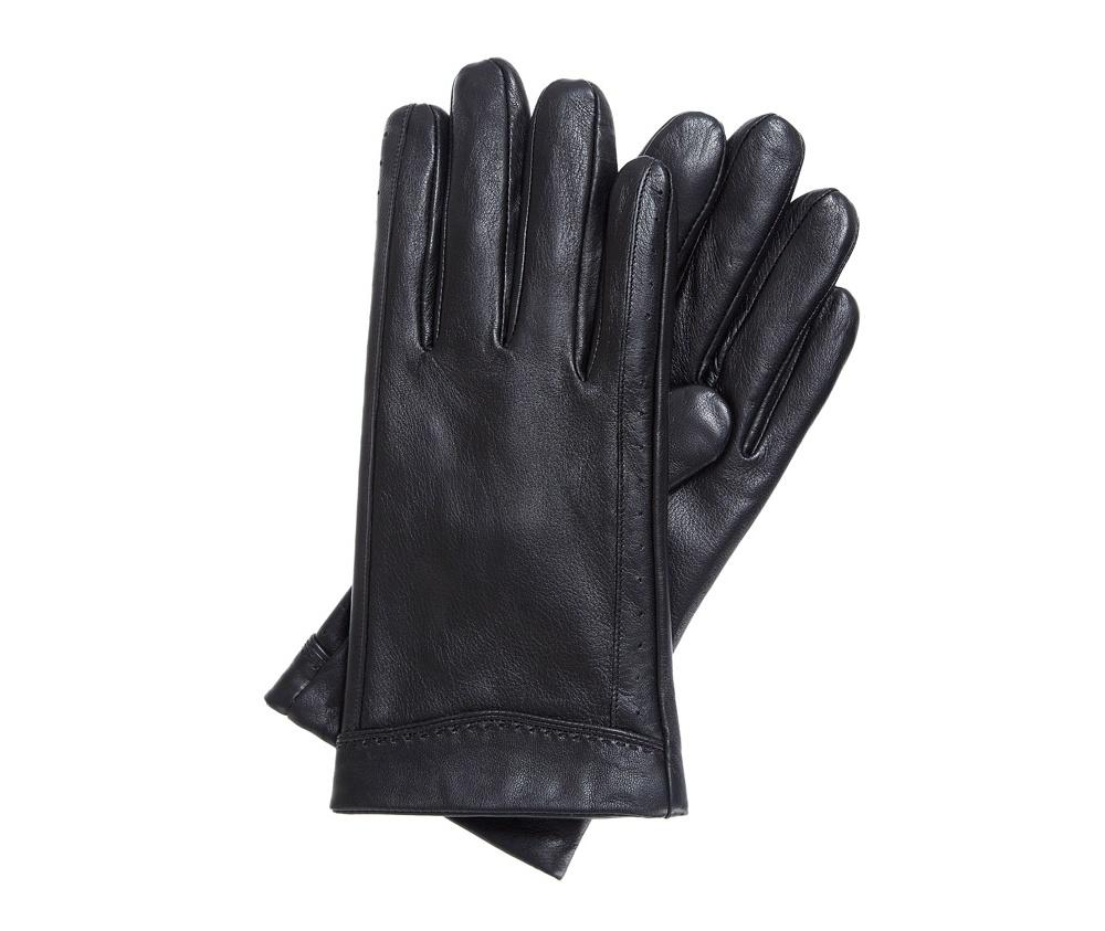 Перчатки мужскиеУтепленные мужские перчатки изготовлены из высококачественной натуральной кожи.<br><br>секс: мужчина<br>Цвет: черный<br>Размер INT: L<br>вид:: утепленные<br>материал:: Натуральная кожа<br>подкладка:: polar