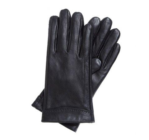 Rękawiczki męskie, czarny, 39-6-713-1-V, Zdjęcie 1