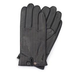 Rękawiczki męskie, czarny, 39-6-715-1-X, Zdjęcie 1