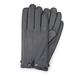 Men's gloves, navy blue, 39-6-715-GC-L, Photo 1