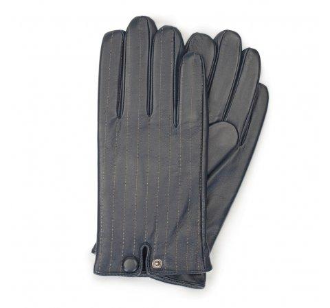 Rękawiczki męskie, granatowy, 39-6-715-1-M, Zdjęcie 1