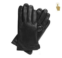 Men's gloves, black, 39-6L-907-1-S, Photo 1