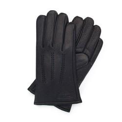 Rękawiczki męskie, czarny, 44-6-703-1-M, Zdjęcie 1