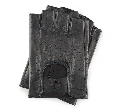 Rękawiczki męskie, czarny, 46-6-237-1-V, Zdjęcie 1