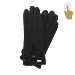 Rękawiczki męskie, czarny, 47-6-201-1-U, Zdjęcie 1