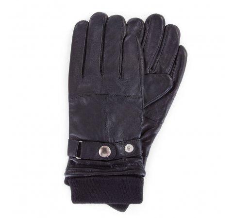 Rękawiczki męskie, czarny, V21-06-304-10-S, Zdjęcie 1