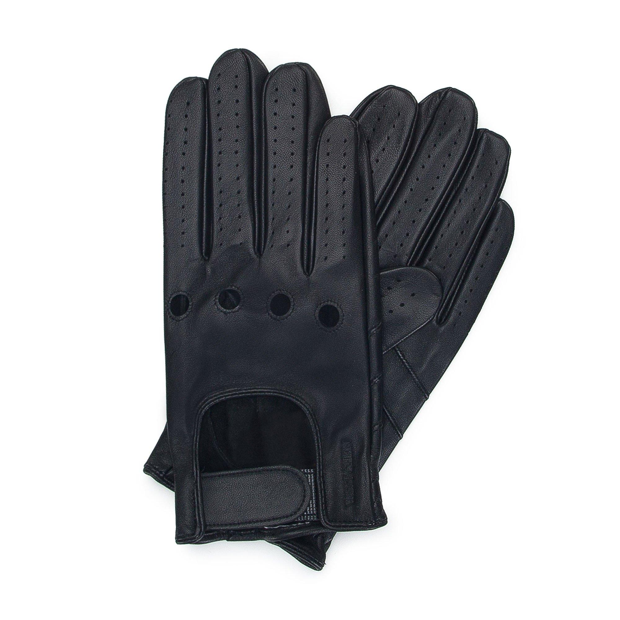 Pánske kožené rukavice.