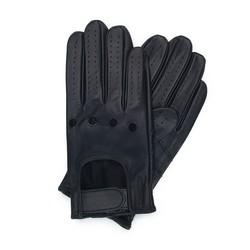 Rękawiczki męskie, czarny, 46-6L-381-1-S, Zdjęcie 1