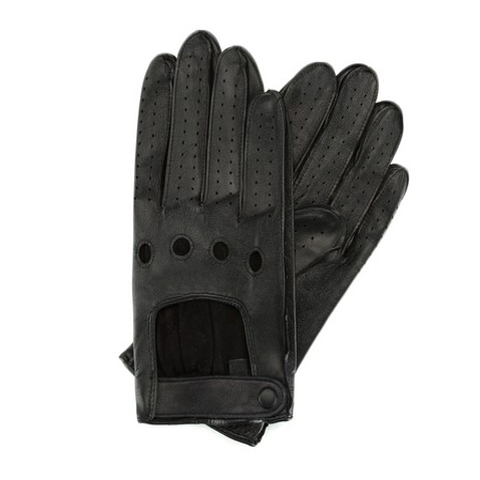 Rękawiczki męskie, czarny, 46-6L-386-1-V, Zdjęcie 1