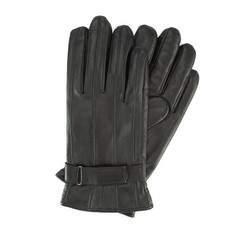 Rękawiczki męskie, czarny, 39-6-707-1-S, Zdjęcie 1