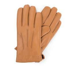Перчатки мужские кожаные Wittchen 39-6-709-L, бежевый 39-6-709-L