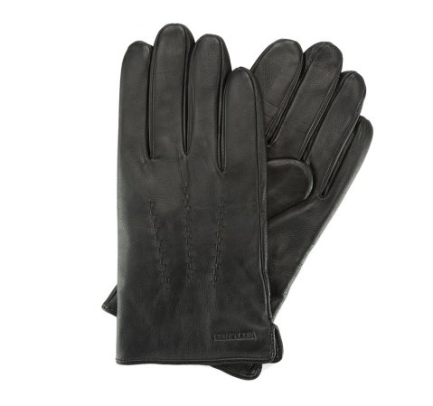 Перчатки мужские кожаные Wittchen 39-6L-328-1