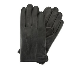 Men's gloves, black, 39-6L-328-1-M, Photo 1