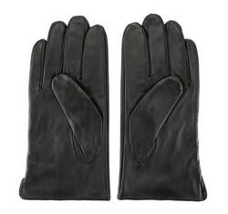 Men's gloves, black, 39-6L-328-1-M, Photo 1