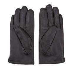 Men's gloves, black, 39-6L-308-1-L, Photo 1
