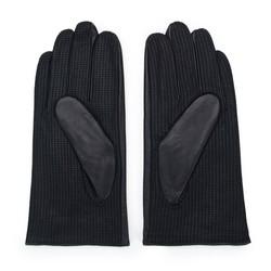 Rękawiczki męskie, czarny, 39-6-210-1-S, Zdjęcie 1