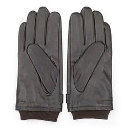 Rękawiczki męskie, ciemny brąz, 39-6-704-BB-V, Zdjęcie 1