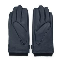 Rękawiczki męskie, granatowy, 39-6-704-GC-S, Zdjęcie 1