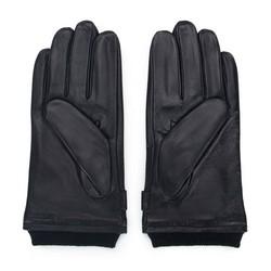 Men's gloves, black, 39-6-710-1-X, Photo 1