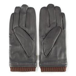 Rękawiczki męskie, brązowy, 39-6-710-BB-M, Zdjęcie 1